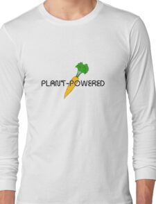 Plant-Powered Long Sleeve T-Shirt
