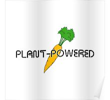 Plant-Powered Poster