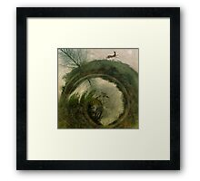 A Song for a Green World Framed Print