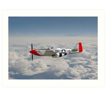 P51 Mustang Gallery - No4 Art Print
