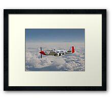 P51 Mustang Gallery - No4 Framed Print