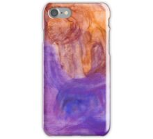 Abstract Watercolor Texture iPhone Case/Skin