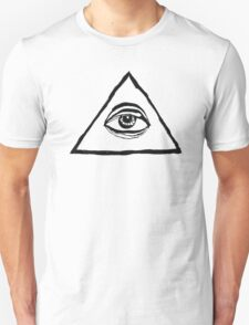 The All-Seeing Eye Of The Illuminati T-Shirt