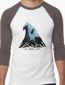 Quest For Libertalia Men's Baseball ¾ T-Shirt