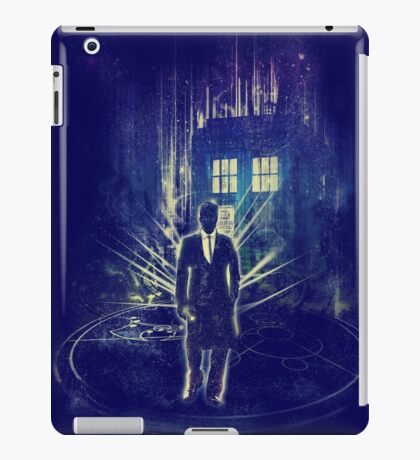 i am the doktor iPad Case/Skin