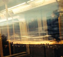 Reflection City Skyline by charl7otte