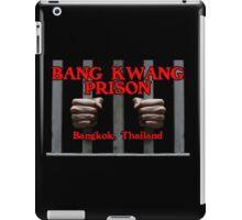 Bang Kwang Prison Bangkok Thailand iPad Case/Skin