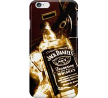 Whiskey too boot iPhone Case/Skin