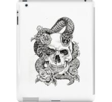 Poison_sketch iPad Case/Skin