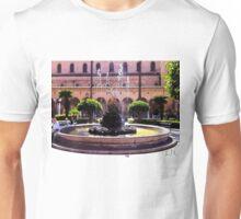 Fontana d'Italia, Photo / Digital Painting  Unisex T-Shirt