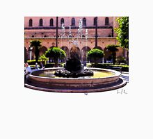 Fontana d'Italia, Photo / Digital Painting  Unisex T-Shirt