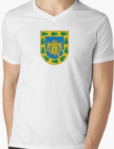 Coat of Arms of Mexico City Mens V-Neck T-Shirt