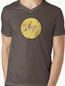 Pokemon Electric Type Mens V-Neck T-Shirt