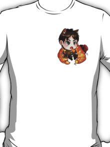 Attack on Titan Sticker Set : Croissant Eren T-Shirt