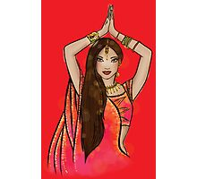 Bollywood Boogie Photographic Print