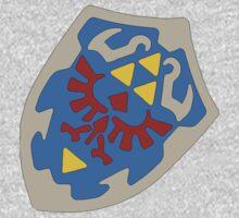 Hylian Shield One Piece - Long Sleeve