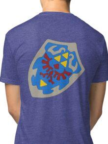 Hylian Shield Tri-blend T-Shirt