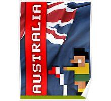 World Cup 2014: Australia Poster