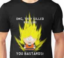 OMG They Killed Krillin Unisex T-Shirt