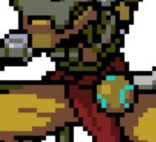 Pixel Zenyatta Sticker