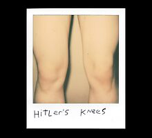Hitler's Knees iPad cover by yurgenburgen