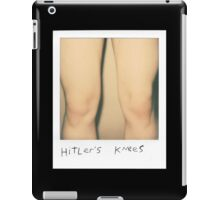 Hitler's Knees iPad cover iPad Case/Skin