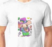Mad as a hatter Unisex T-Shirt