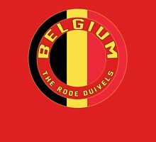 Belgium Euro 2016 France Unisex T-Shirt