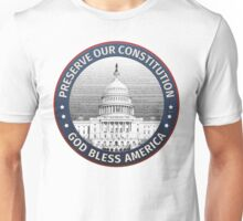 Preserve Our Constitution Unisex T-Shirt