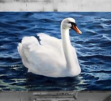 The Swan by GODLING