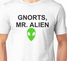 Gnorts, Mr. Alien Unisex T-Shirt