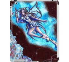 The Battle Between Good and Evil iPad Case/Skin