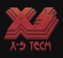 X-S Tech Corporate Logo Kids Tee