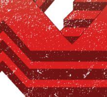 X-S Tech Corporate Logo Sticker