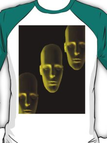 The sleep of the models of shop window T-Shirt