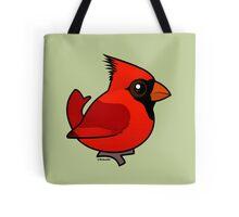 Birdorable Northern Cardinal Tote Bag