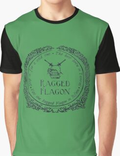 Visit the Ragged Flagon! Graphic T-Shirt
