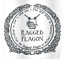 Visit the Ragged Flagon! Poster