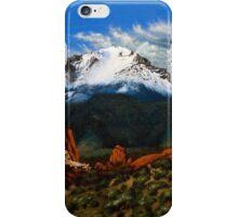 Pikes Peak iPhone Case/Skin