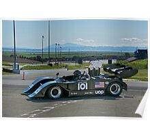 1974 Shadow DN4 CanAm I Poster