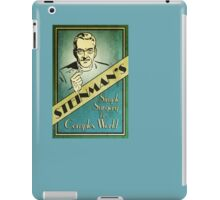 Steinman's Simple Surgery Ad iPad Case/Skin