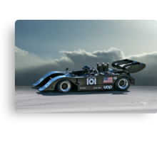 1974 Shadow DN4 CanAm III Canvas Print