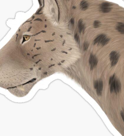 Homotherium latidens Sticker