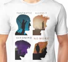 The Four New Doctors( Doctor Who) Unisex T-Shirt
