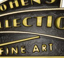Cohen's Collection Sticker
