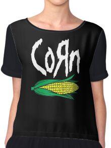 Corn  Chiffon Top