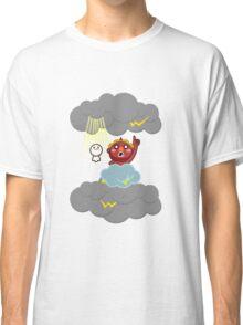 God of thunder! Stamp of Inazuma Mamehati. Classic T-Shirt