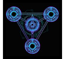Technical Flux Capacitor  Photographic Print
