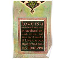 Love is a Bond... Poster