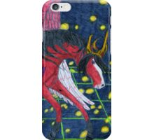 Starscream Pegasus (EQUINEFORMERS)  iPhone Case/Skin